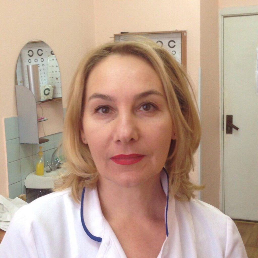 Подгорная Виктория Борисовна